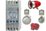 "Alltime digital timer pkge 4""  Bell to 130db Sirens"