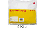 Australia Post 5 Kg EXPRESS Satchel Service