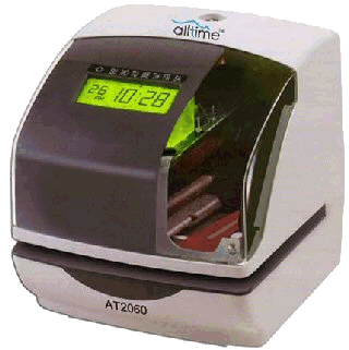 Alltime Industrial Heavy Duty AT-2060 Date Time Stamp Seiko printer
