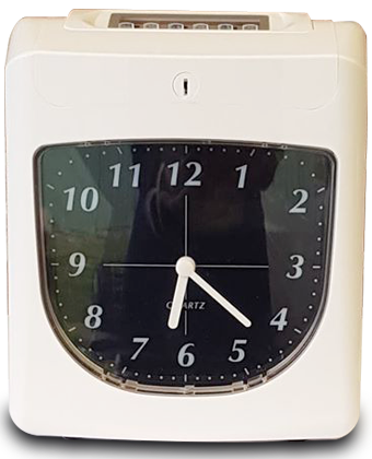 Alltime LP302 Time Clock With Bell or Siren options
