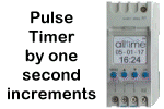 Orbis made in Spain Switchboard digital timer DIN rail mount